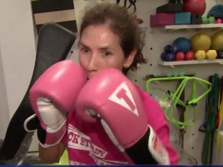 Boxing class helps those with Parkinson's fight back against the disease