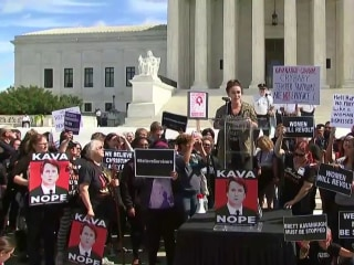 Kavanaugh allegations prompt sexual abuse survivors to come forward
