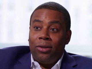 Kenan Thompson reflects on being longest-serving 'SNL' member