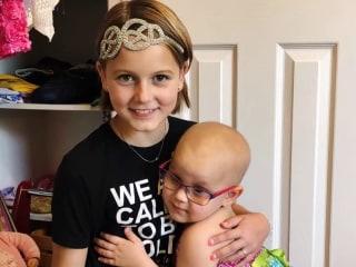 11-year-old cancer survivor starts foundation to help other children fight back