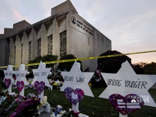 First funerals held for victims killed in Pittsburgh synagogue massacre