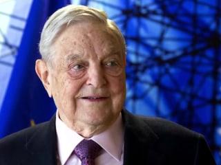 George Soros' N.Y. home targeted with explosive device, authorities say