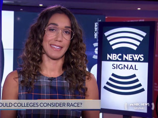 NBC News Signal - October 18th, 2018