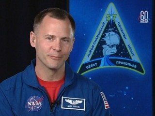 NASA astronaut describes harrowing emergency landing