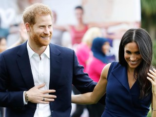 Duke and Duchess of Sussex talk baby names in Australia