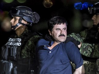 "Inside the trial of ""El Chapo"""