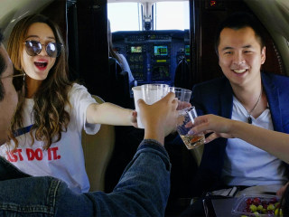 This real-life 'Crazy Rich Asian' wants to find the meaning of wealth
