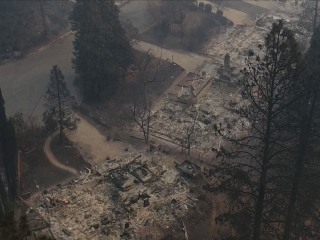Number of missing doubles in Northern California's Camp Fire; seven more bodies found
