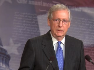 McConnell calls possible House investigations 'presidential harassment'