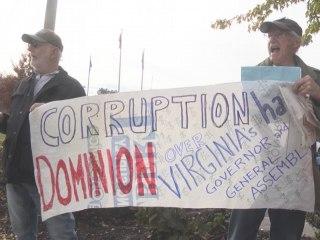Protests surround Virginia pipeline vote