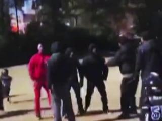 Youth football game ends in brawl in Georgia