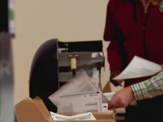 Race to recount votes in Florida