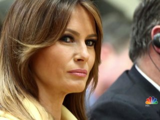 First Lady Melania Trump calls for firing of top national security aide