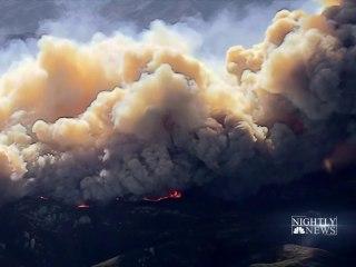 Massive wildfires continue to threaten California