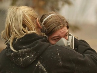 More than 600 missing in Northern California wildfire