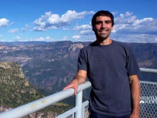 Search continues in Mexico for missing North Carolina teacher
