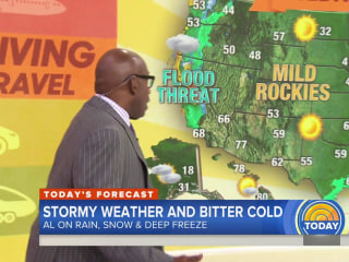 Thanksgiving weather: Bitter cold to hit Northeast