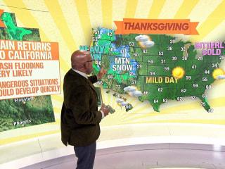 Thanksgiving 2018: Bitterly cold weather just around the corner