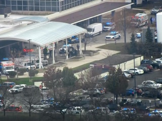 Chicago hospital shooting leaves 4 dead, including suspect