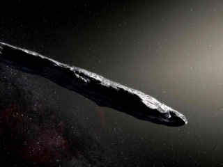 Mysterious space object could be alien spacecraft, researchers say