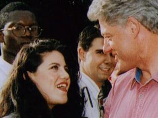 Monica Lewinsky's parents speak out about Clinton scandal