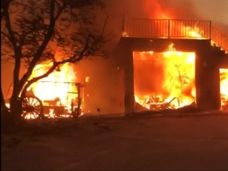 California wildfires death toll spikes as new blaze erupts