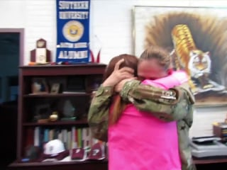 Teen called to principal's office gets heartwarming surprise