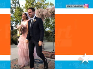 Mandy Moore marries Taylor Goldsmith in private ceremony