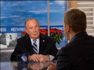 Bloomberg on 2020: Any candidate 'better darn well have a plan' on climate change