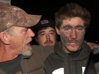 Four people who were trapped in abandoned West Virginia mine under criminal investigation