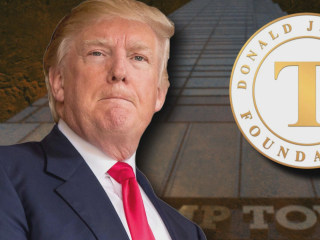 President Trump agrees to dissolve controversial Trump Foundation