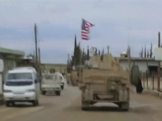U.S. to withdraw from Syria, Trump declares ISIS 'defeated'