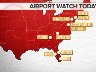 Holiday travel troubles: Storms to impact airports, highways