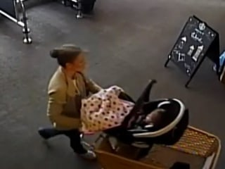 Missing Colorado mother seen in newly released video the day she vanished