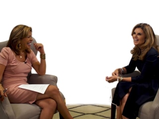 Maria Shriver's favorite quote is all about finding inner strength