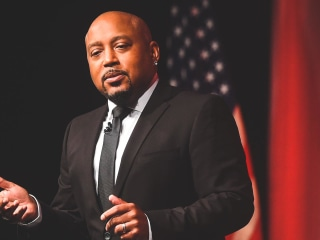 Entrepreneur Daymond John: How to define your own path to the top