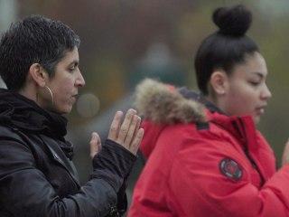 'I believe in me': Sexual assault survivor empowers girls through yoga