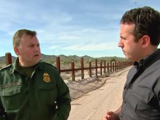 An inside look at how border patrol agents are working without pay as shutdown continues