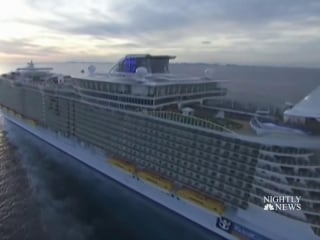 More than 500 passengers sickened on Royal Caribbean cruise ship