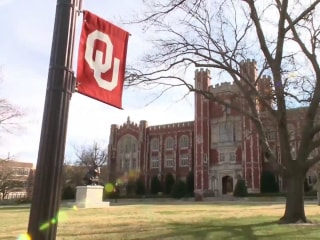 Two University of Oklahoma students leave school after blackface routine