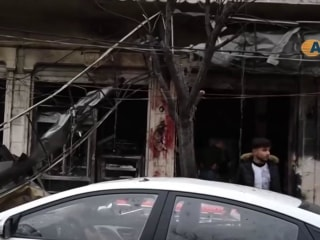 Four Americans killed in ISIS-claimed attack in Syria
