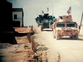 New confusion over Trump's plan to abruptly withdraw US forces from Syria