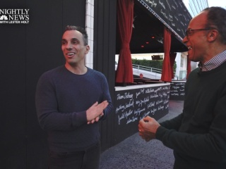 One-on-one with comedian Sebastian Maniscalco (Part 1)