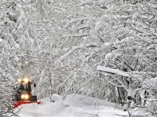 Winter weather wallops Europe with plunging temps and heavy snow