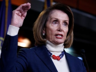 Trump and Pelosi trade jabs as shutdown enters 5th week