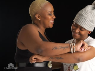 A mother's fight for her daughter