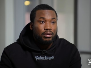 Extended interview: Meek Mill talks criminal justice reform