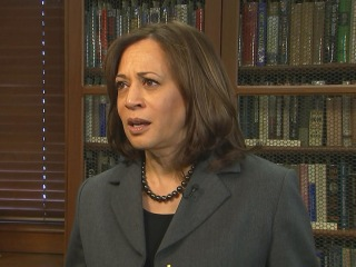 Kamala Harris says health care 'should be a right'