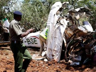 U.S. tourists killed in Kenya plane crash