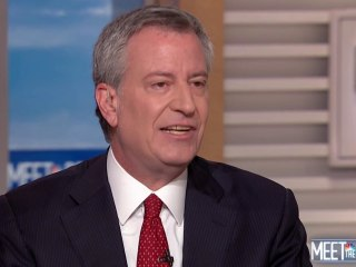 De Blasio responds to Amazon: 'The minute there were criticisms, they walked away'